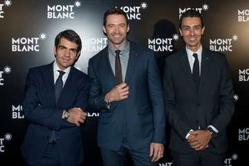 Hugh Jackman Montblanc at Watches & Wonders in Hong Kong - Photocall