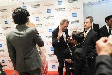 Hugh Laurie 'The Personal History Of David Copperfield' European Premiere & Opening Night Gala - 63rd BFI London Film Festival