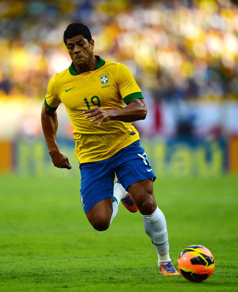 Hulk Brazil Football: ***It's April, Why Aren't You Cutting You Fat