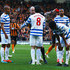 Joey Barton Photos - Joey Barton of QPR appeals as he is sent off by referee Anthony Taylor during the Barclays Premier League match between Hull City and Queens Park Rangers at KC Stadium on February 21, 2015 in Hull, England. - Hull City v Queens Park Rangers - Premier League