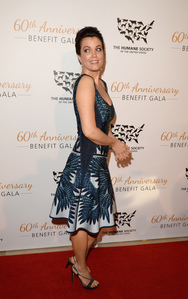 Bellamy Young Photos Photos - Humane Society Of The United States 60th Anniversary Gala - Red ...