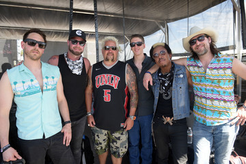 Hunter Fieri 2018 Stagecoach California's Country Music Festival - Day 2