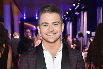 Hunter Hayes Moet & Chandon at the 51st Annual CMA Awards - Red Carpet