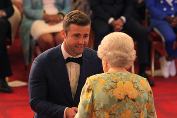 Hunter Johnson Her Majesty Hosts The Final Queen's Young Leaders Awards Ceremony