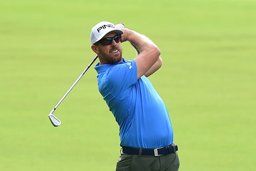Hunter Mahan The Greenbrier Classic - Round Two