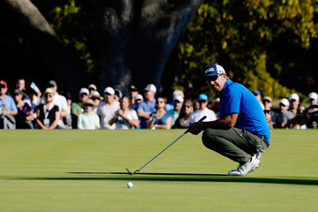 Hunter Mahan Safeway Open - Round Three