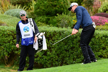 Hunter Mahan AT&T Pebble Beach Pro-Am - Round Two