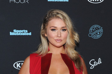Hunter McGrady Sports Illustrated Swimsuit 2018 Launch Event
