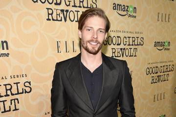 Hunter Parrish Amazon Red Carpet Premiere Screening of Original Drama Series 'Good Girls Revolt'