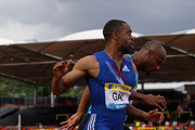 Asafa Powell and Tyson Gay Photos Photo