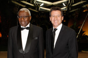 Sebastian Coe and Lamine Diack Photos Photo