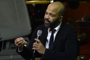Jeffrey Wright speaks during IAVA 12th Annual Heroes Gala at the Classic Car Club Manhattan on November 8, 2018 in New York City.
