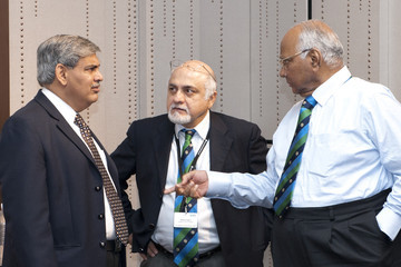 Shashank Manohar ICC Annual Conference
