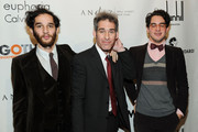 Director Josh Safdie, actor Ronald Bronstein and director Benny Safdie attend IFP's 20th Annual Gotham Independent Film Awards at Cipriani, Wall Street on November 29, 2010 in New York City.