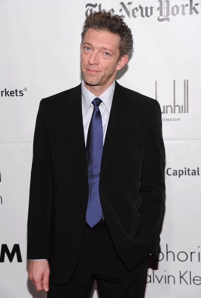 Actor Vincent Cassel attends IFP's 20th Annual Gotham Independent Film Awards at Cipriani, Wall Street on November 29, 2010 in New York City.