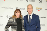 Jane Rosenthal and Executive Director of IFP and the Made in New York Media Center by IFP Jeff Sharp attend the IFP's 29th Annual Gotham Independent Film Awards at Cipriani Wall Street on December 02, 2019 in New York City. (Photo by Jemal Countess/Getty Images for IFP)Executive Director of IFP and the Made in New York Media Center by IFP Jeff Sharp