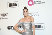Louise Roe attends IMDb LIVE At The Elton John AIDS Foundation Academy Awards® Viewing Party on February 24, 2019 in Los Angeles, California.