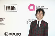 Geoffrey Arend attends IMDb LIVE At The Elton John AIDS Foundation Academy Awards® Viewing Party on February 24, 2019 in Los Angeles, California.