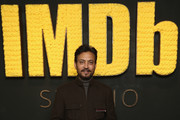 Actor Irrfan Khan of 'Puzzle' attends The IMDb Studio and The IMDb Show on Location at The Sundance Film Festival on January 22, 2018 in Park City, Utah.