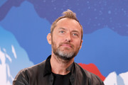 Jude Law of 'The Nest' attends the IMDb Studio at Acura Festival Village on location at the 2020 Sundance Film Festival – Day 3 on January 26, 2020 in Park City, Utah.