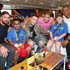 David Ramsey Photos - (L-R) Stephen Amell, Colton Haynes, Rick Gonzalez, David Ramsey and Make-A-Wish Foundation recipients attend the #IMDboat At San Diego Comic-Con 2018: Day Three at The IMDb Yacht on July 21, 2018 in San Diego, California. - #IMDboat At San Diego Comic-Con 2018: Day Three
