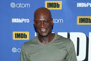 Actor Peter Mensah attends the #IMDboat At San Diego Comic-Con 2018: Day Three at The IMDb Yacht on July 21, 2018 in San Diego, California.