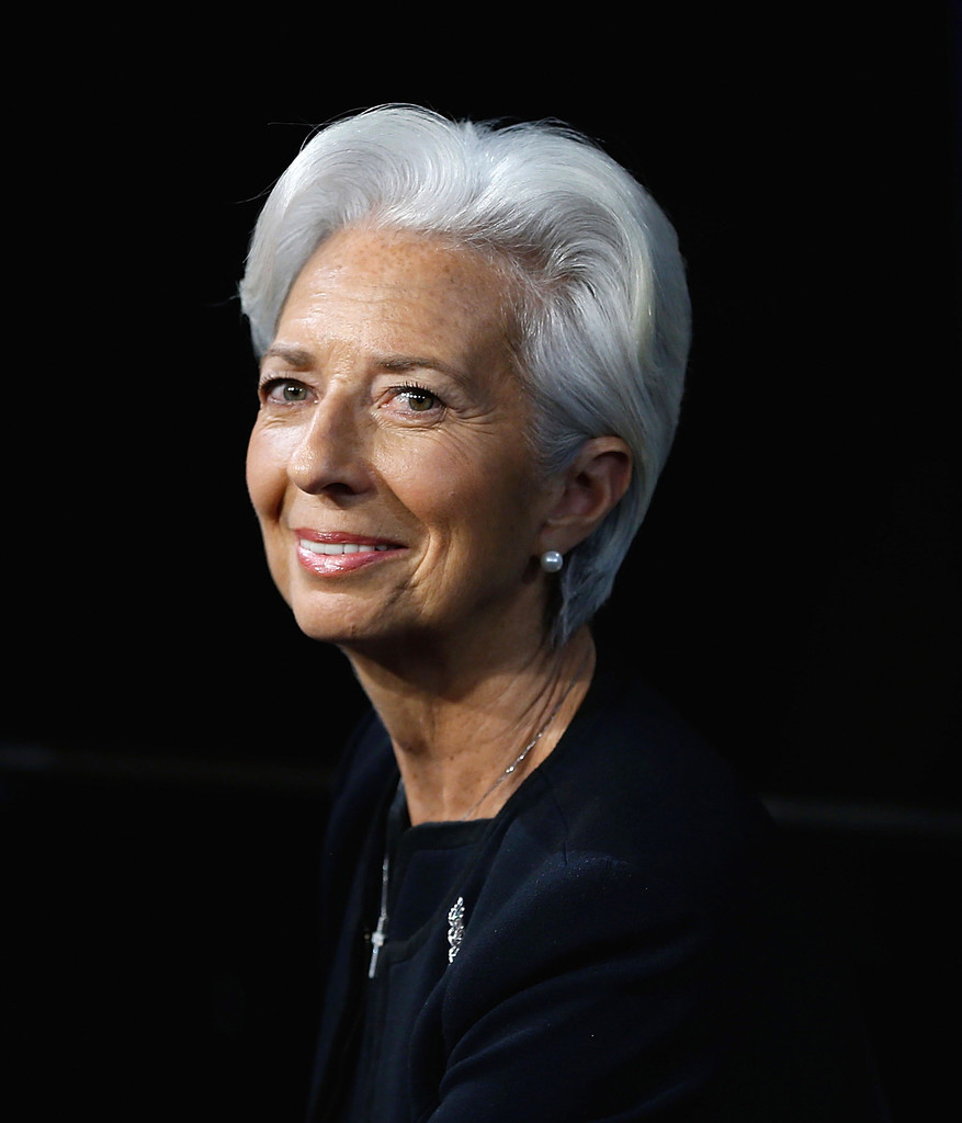 Imf christine lagarde cryptocurrency banks adapt