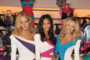 Chanel Iman and Candice Swanepoel Photos Photo