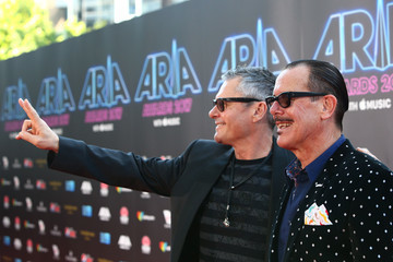 INXS Andrew Farriss 31st Annual ARIA Awards 2017 - Arrivals