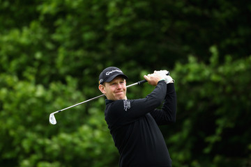 Stephen Gallagher ISPS Handa Wales Open - Day One