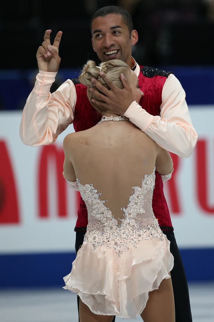 Olympic skating pairs dating after divorce 3