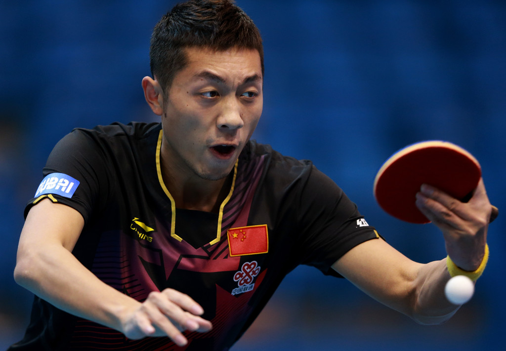 Xin Xu Photos Ittf World Team Cup Day 1 Zimbio