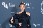Natalie Dormer attends the BFI IWC Schaffhausen Gala Dinner held at Electric Light Station on October 9, 2018 in London, England.