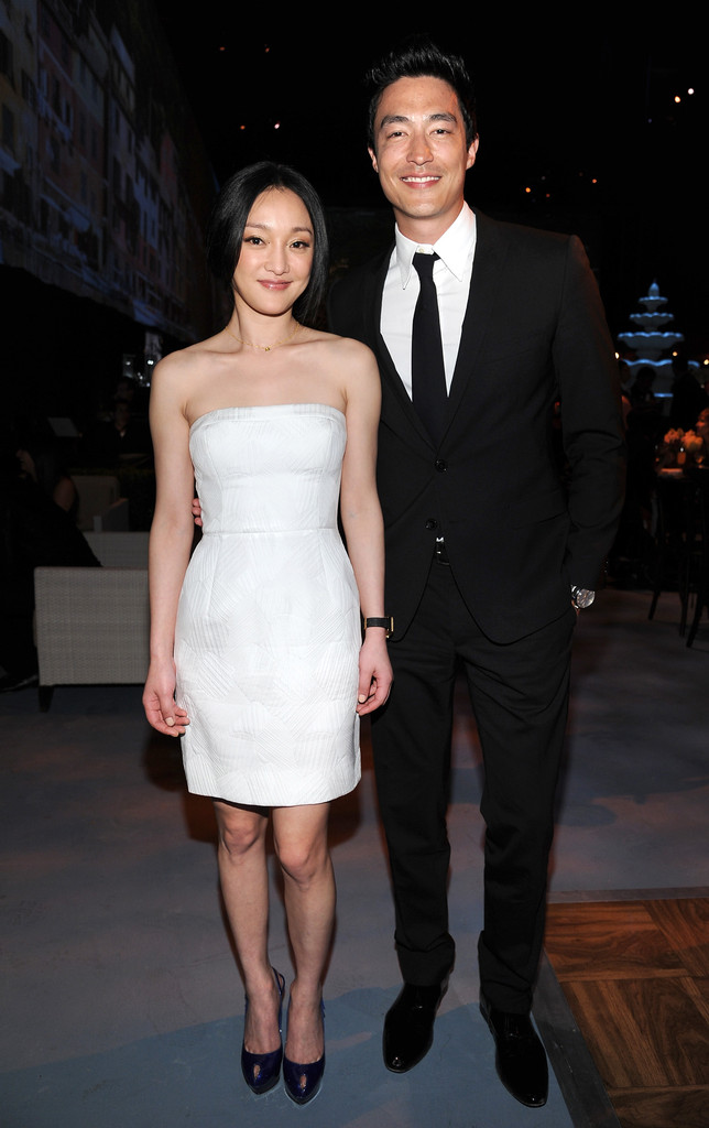 Daniel Henney And Maggie Daniel Henney Photos Iwc