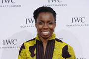 "Adepero Oduye attends the ""For the Love of Cinema"" dinner hosted by IWC Schaffhausen and Tribeca Film Festival at Urban Zen on April 17, 2014 in New York City."