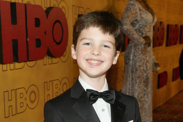 Iain Armitage HBO's Post Emmy Awards Reception - Red Carpet