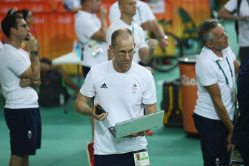 Iain Dyer Cycling - Track - Olympics: Day 11