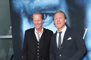 Iain Glen Premiere of HBO's 'Game of Thrones' Season 7 - Arrivals