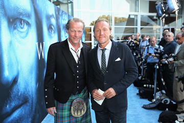 Iain Glen Premiere of HBO's 'Game of Thrones' Season 7 - Red Carpet