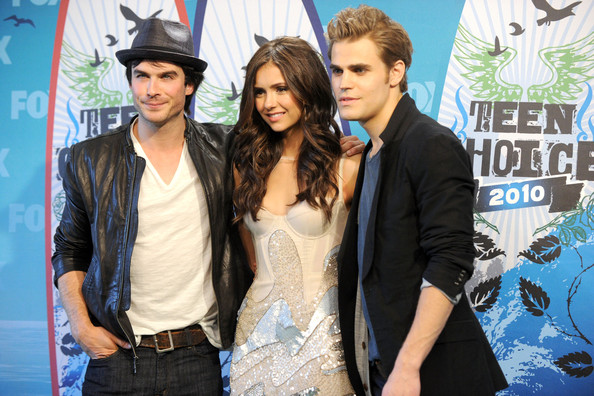 ian somerhalder nina dobrev dating. 2010 The Vampire Diaries star Nina ian somerhalder nina dobrev dating.