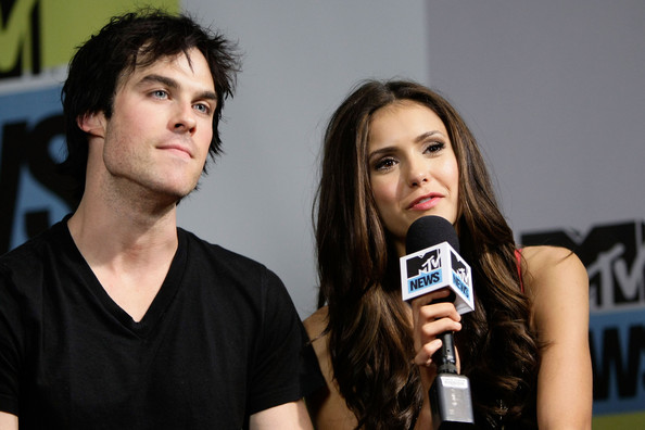 ian somerhalder nina dobrev dating. Nina Dobrev and Ian