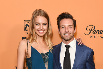 Ian Bohen Megan Irminger Premiere Of Paramount Pictures' 'Yellowstone' - Arrivals