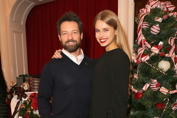 Ian Bohen Brooks Brothers Celebrates the Holidays With St. Jude Children's Research Hospital