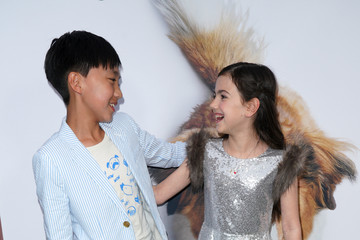 Ian Chen Premiere Of Universal Pictures' 'A Dog's Journey' - Arrivals