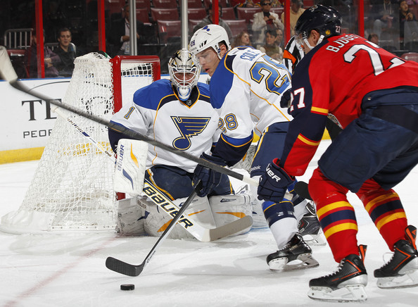 Ian Cole - St Louis Blues v Florida Panthers