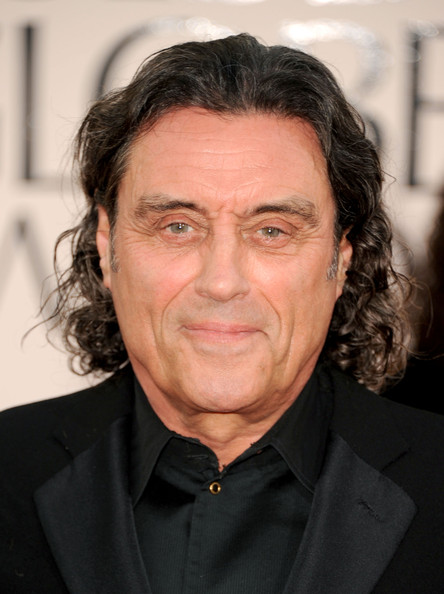 Ian Mcshane Pictures 68th Annual Golden Globe Awards