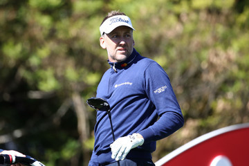 Ian Poulter The CJ Cup - Round One