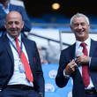 Ian Rush Manchester City v Liverpool - Premier League