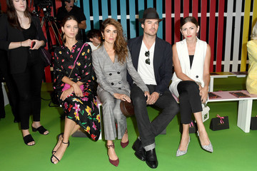 Ian Somerhalder Escada - Front Row - September 2018 - New York Fashion Week