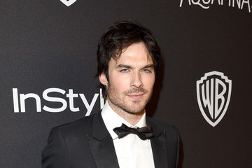 Ian Somerhalder The 2016 InStyle and Warner Bros. 73rd Annual Golden Globe Awards Post-Party - Red Carpet